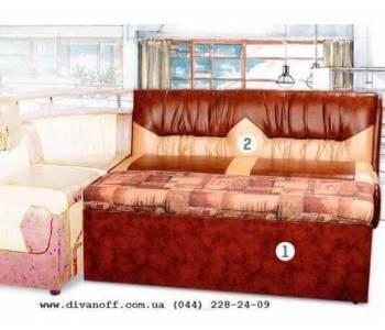 Бриз-2 кухонный диван со спальным местом