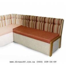 Этюд кухонный диван