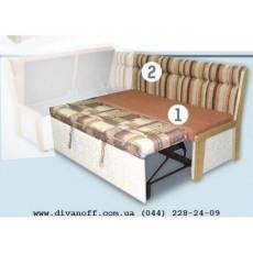 Этюд кухонный диван со спальным местом