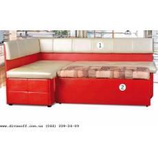 Кубик кухонный уголок со спальным местом