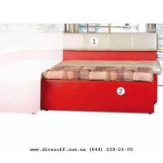 Кубик кухонный диван со спальным местом