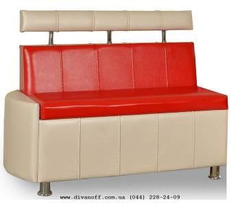 Мадрид кухонный диван (лавка)