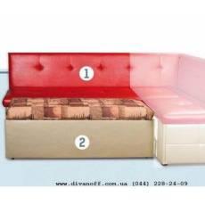 Оазис кухонный диван со спальным местом