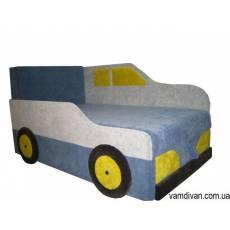 Детские диваны с бортиками №0195