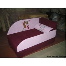 Детские мягкие диванчики №0204-2