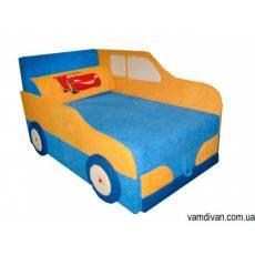 Детский диван машинка №4518