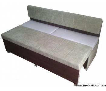 Кухонный диван №555 со спальным местом