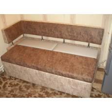 Диван №999 со спальным местом и боковой спинкой