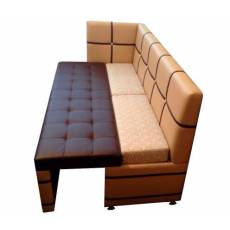 Спальный диван Квадро
