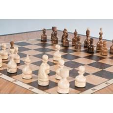 Шахматный набор, стол с шахматами