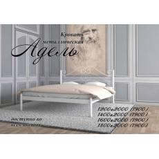 Металлическая кровать Адель 160x200