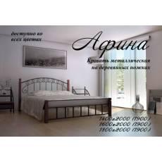 Металлическая кровать Афина 160х200
