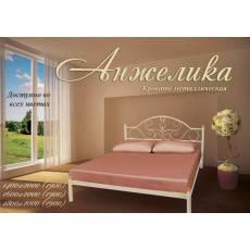 Металлическая кровать Анжелика 160x200