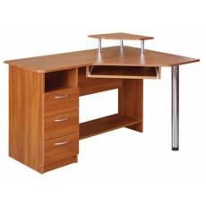 Компьютерный стол с угловой полкой Орфей
