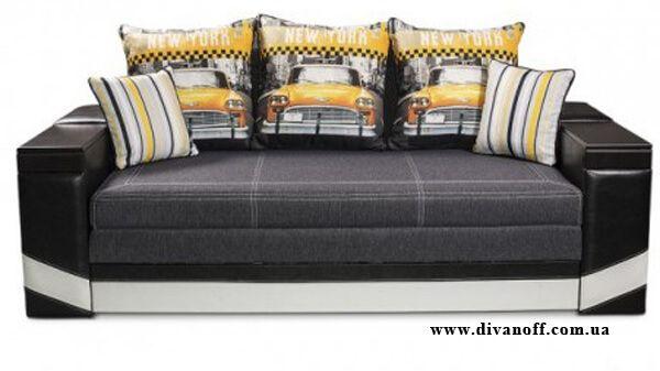 диван с ящиками
