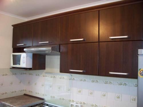 Кухни под заказ недорого цвет венге