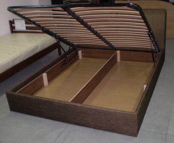 кровати с ящиком для белья Киев