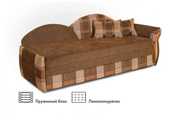 диванчик есть на складе