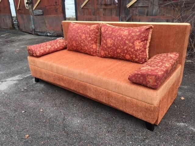 готовый диван со склада фабрики