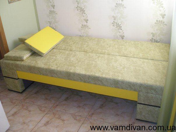 диван со спальным местом