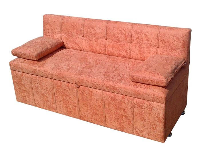Кухонный диван со спальным местом раскладной