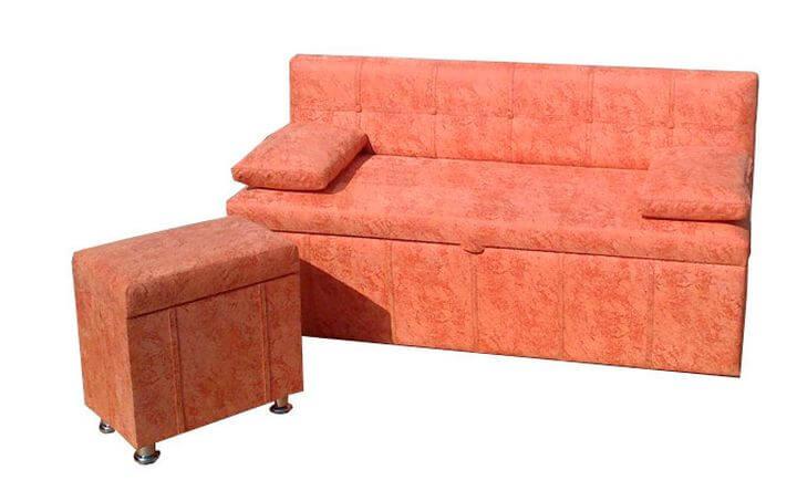 спальный диван для кухни