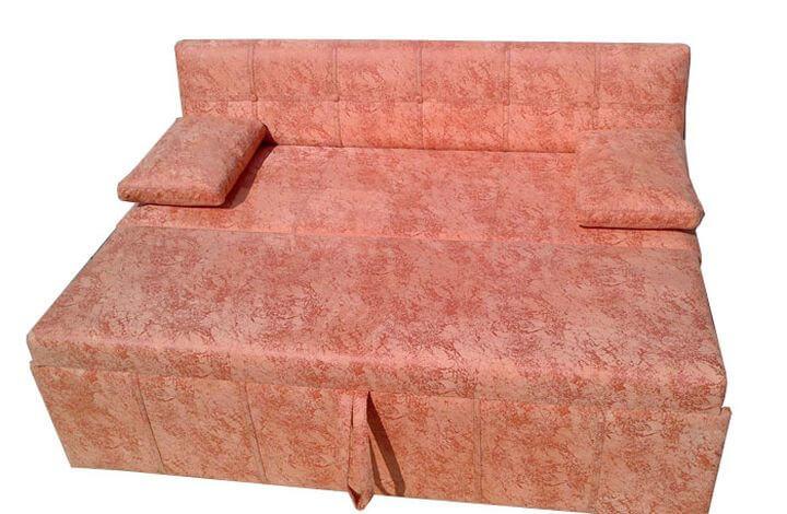 спальный кухонный диван №888