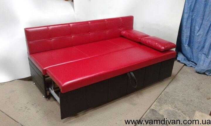 Кухонный диван №888 со спальным местом