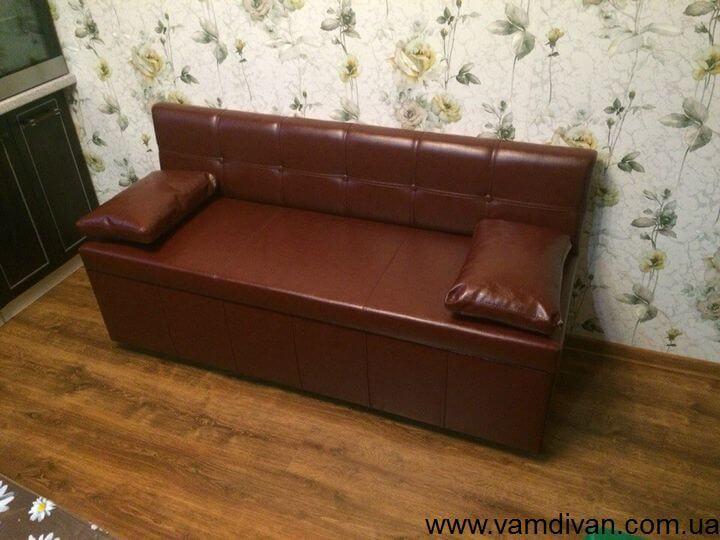 Кухонный диван №888 раскладной