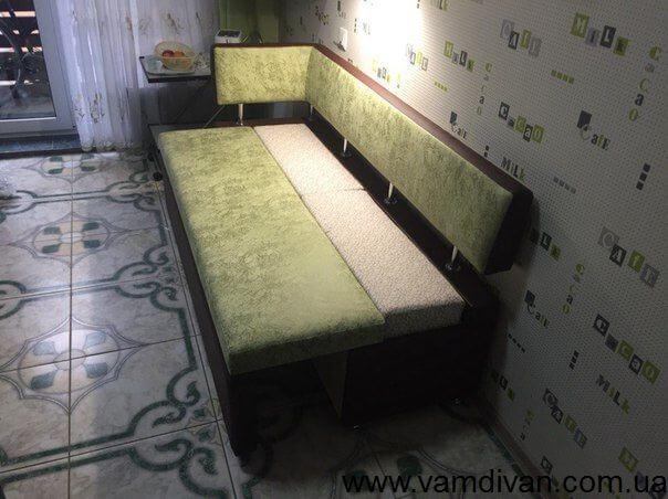 кухонный диван раскладной