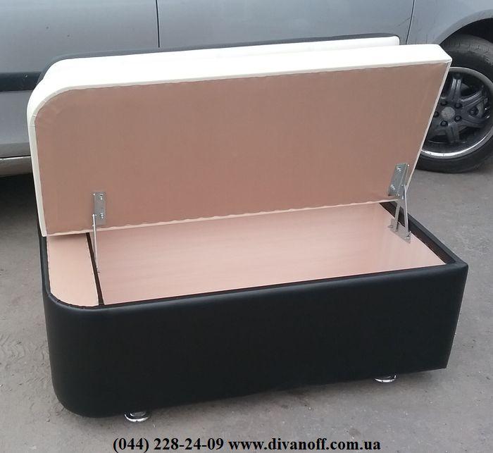 Бастион с боковой спинкойяленький для кухни диван Бастион с угловой спинкой