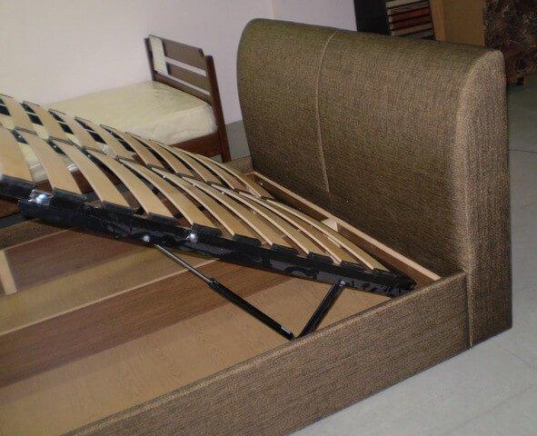 Кровать изготовленная своими руками