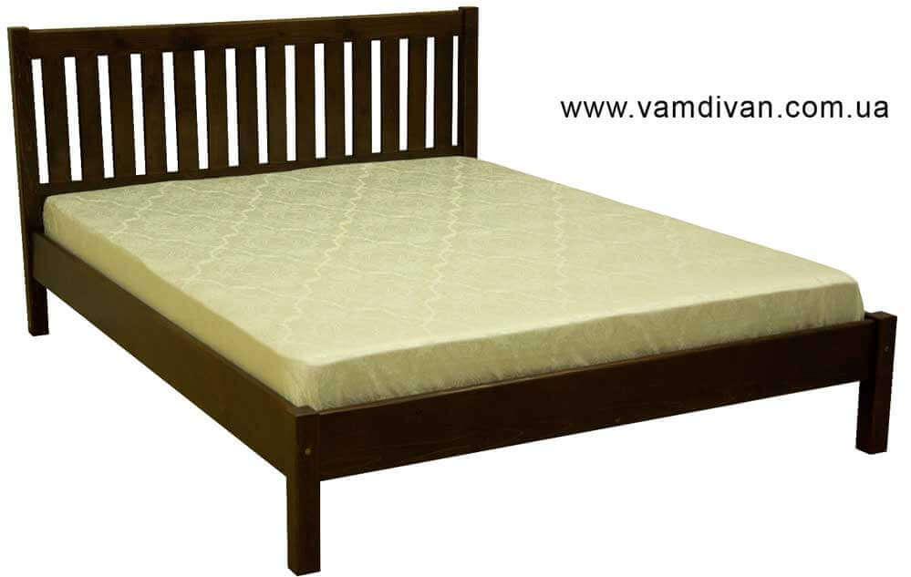 Деревянная кровать Киев