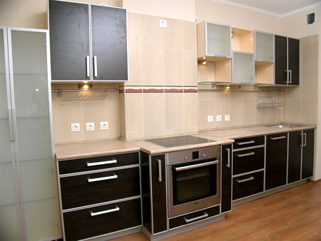 Кухня под заказ стиль модерн